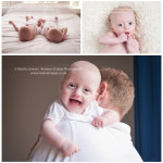 4 month old twins | Wandsworth baby photographer