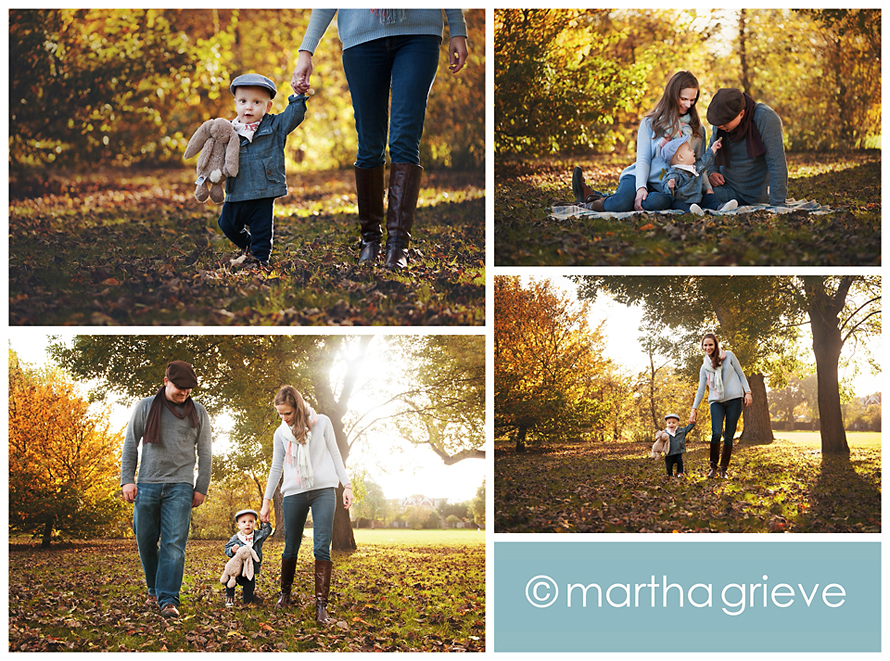 family photography session in Wandsworth Common